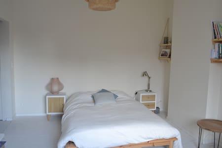 STUDIO cosi, rénové avec lit double - Forest