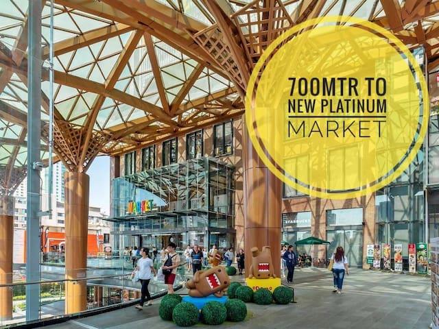 Family Hub @ Pratunam 2-FREE AIRPORT PICKUP (2Ngt)
