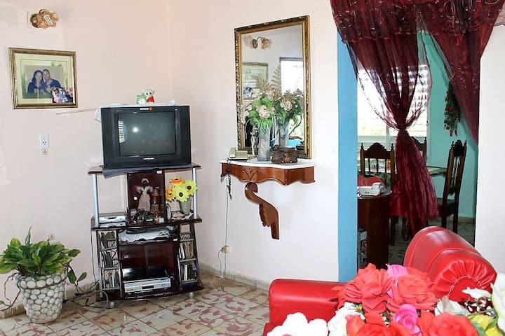Hermoso apartamento en Trinidad de Cuba
