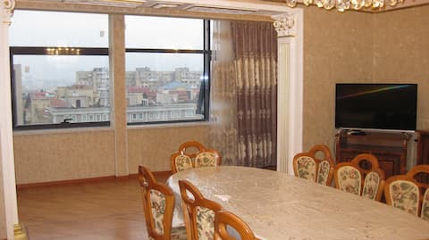 Comfortable Apartment in front of the Ataturk Park