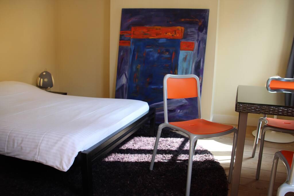 S jour dans une cage d 39 escalier chambres d 39 h tes louer for Chambre d hote belgique