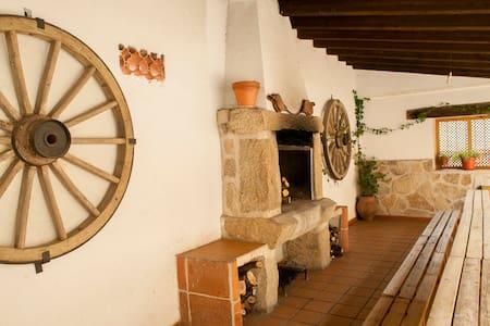La Tahona Vieja: Casa de la Cebada - El Barraco - Dům