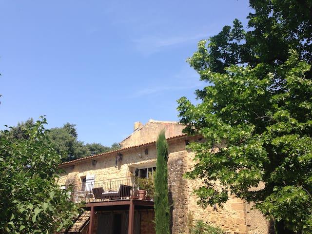 Dragonette - Entraigues-sur-la-Sorgue - Lägenhet