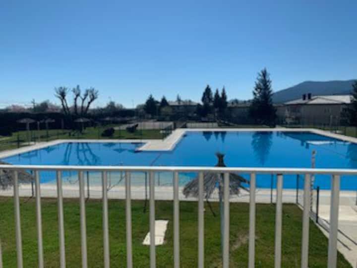 Precioso Apartamento Rural en Sierra de Guadarrama