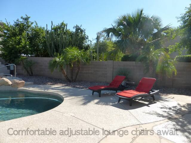 Luxury home away from home! - Goodyear - Casa