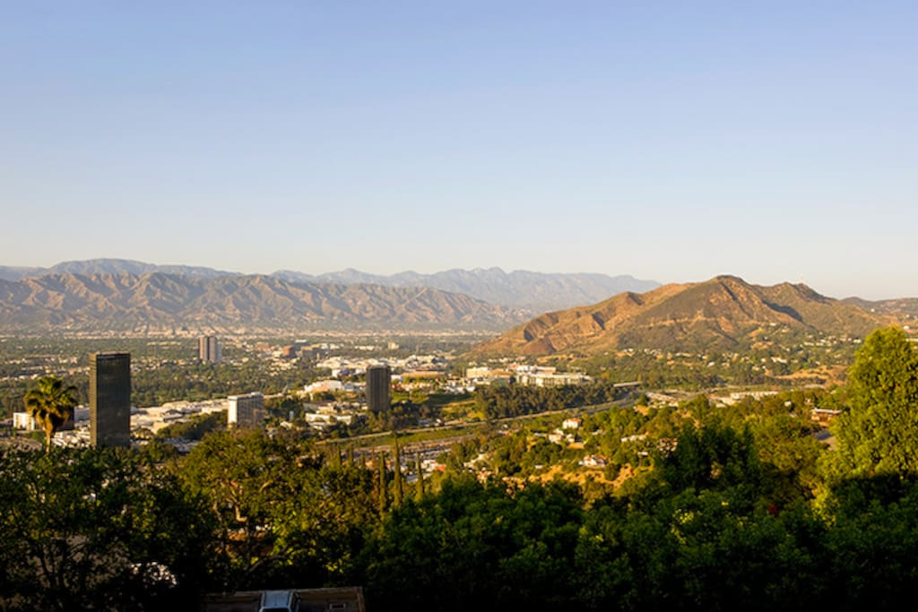 ...and Griffith Park