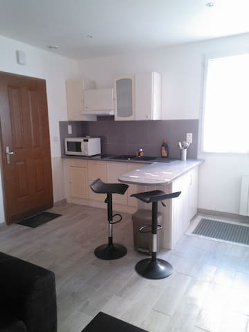 Appartement T2 à 10 mn du centre historique - Périgueux - Flat