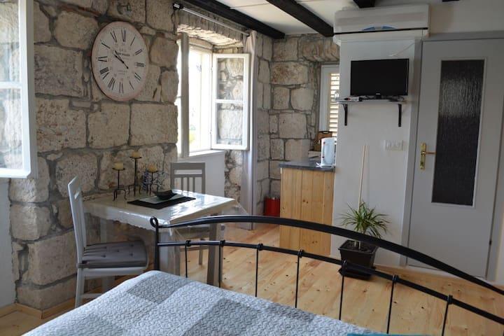 Charming studio with amazing wiev. - Korčula - Pis