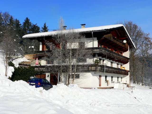 APT Mühlrain for 4-10 persons - Aschau im Zillertal - Apartment
