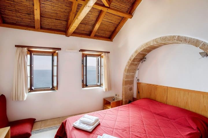 Superior Triple Room   Bastione Malvasia Hotel
