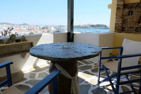Superior Double Room in Tinos - Tinos - Bed & Breakfast