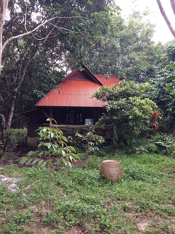 Jungle Hut in Beautiful Kraburi - Kraburi