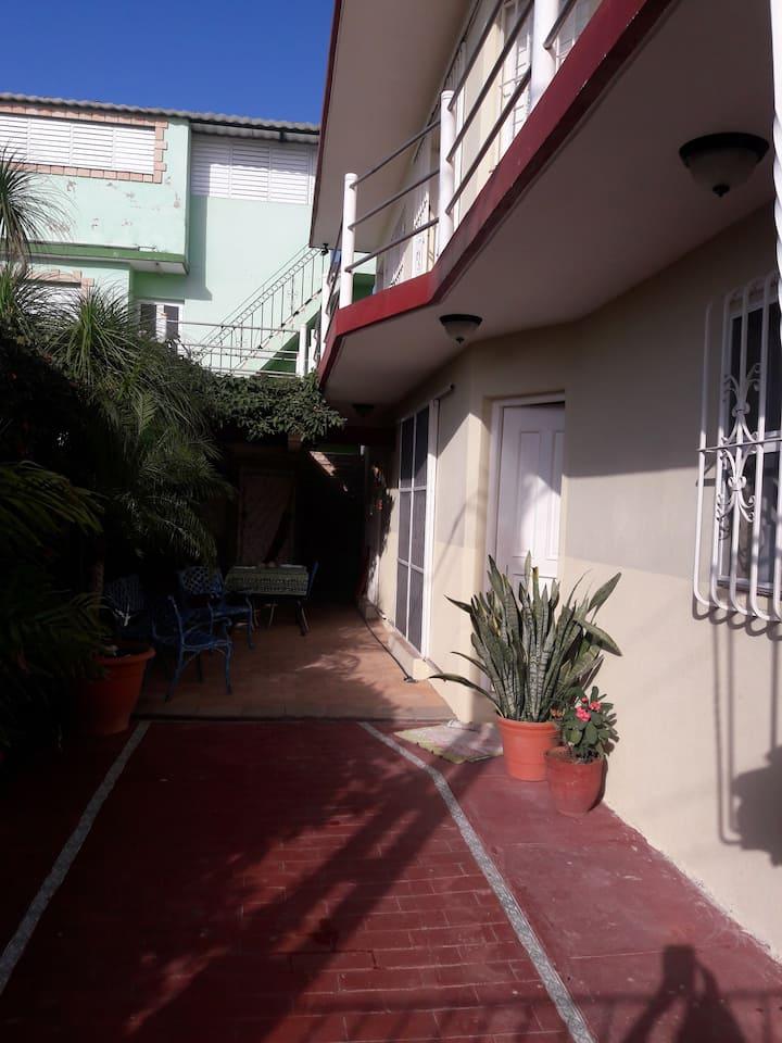 Chez Sandra 1 SANTA MARTA