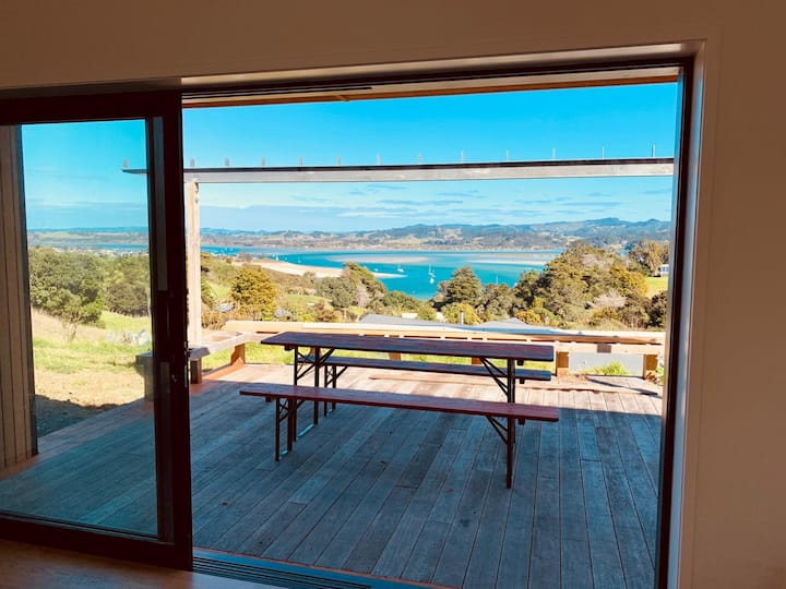 New home with views and sunsets in Ti Point