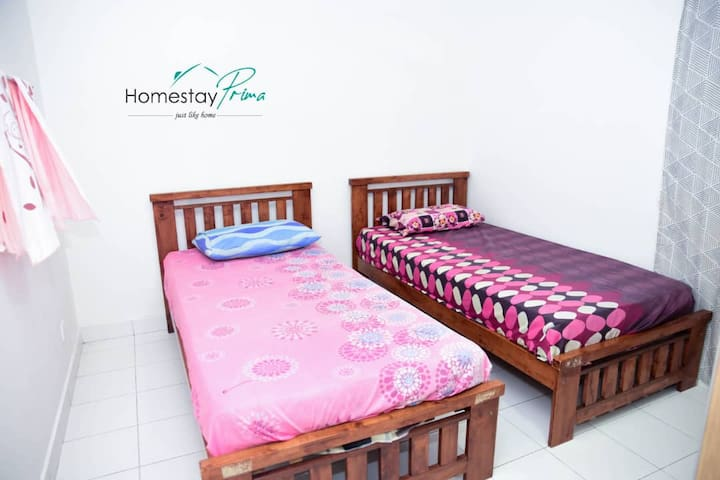 Homestay Putrajaya near Alamanda PICC Klia