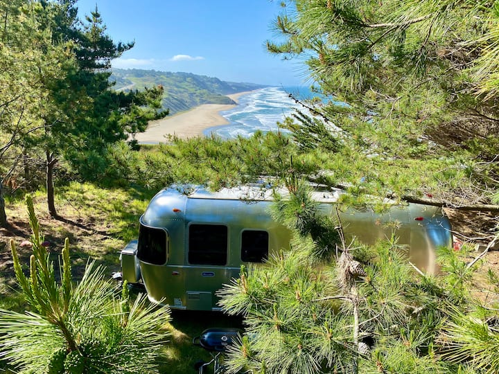 Private Airstream Coastal Hideaway