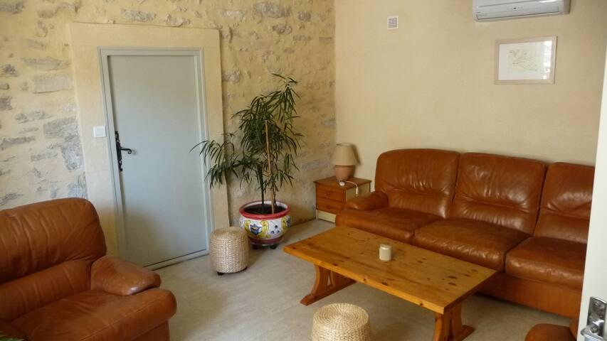maison de village drôme provencale - Taulignan - House