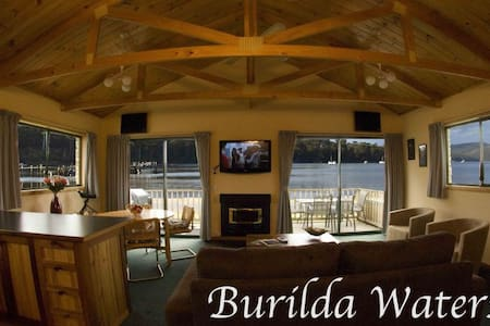 Burilda Waters Waterfront Home - Port Arthur - Dom