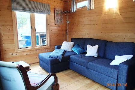 Garden Cabin (breakfast included) - Hambleden - 샬레(Chalet)
