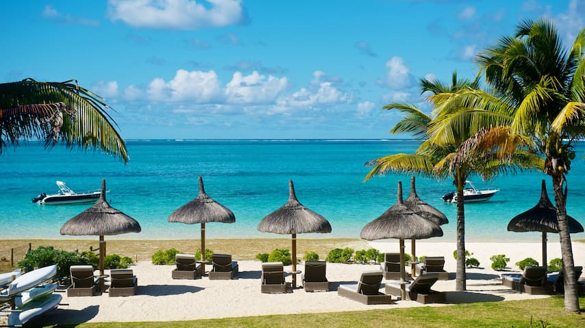Paradise Beach by Horizon Holidays - Mauritius - Apartmen
