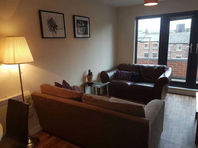 Amazing location lime st Liverpool - Liverpool - Appartement