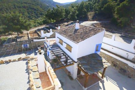 Bioclimatic Villa with Loft Rooms - Serón - House