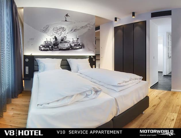 V10 Service Appartements