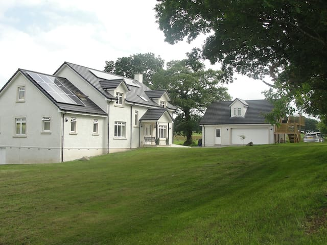 B&B near Drymen, Loch Lomond and the Trossachs - Balfron Station - B&B/民宿/ペンション