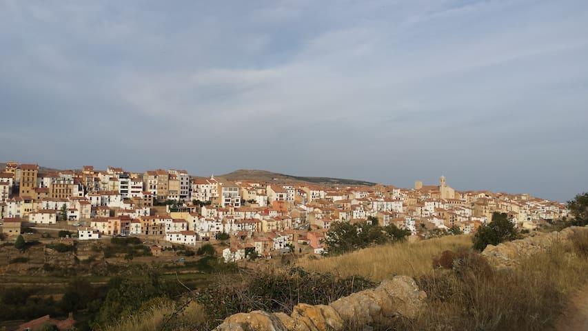 Paraíso rural en Vilafranca. - Vilafranca
