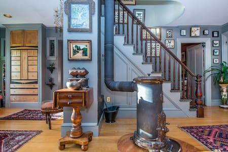 Historic Farmhouse Escape Close to Providence RI - Rehoboth