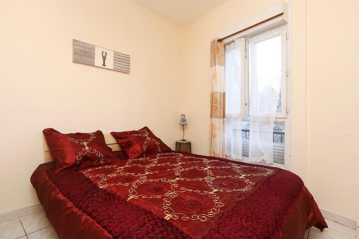 Bel apparthotel aux portes de Paris - Bobigny - Apartamento