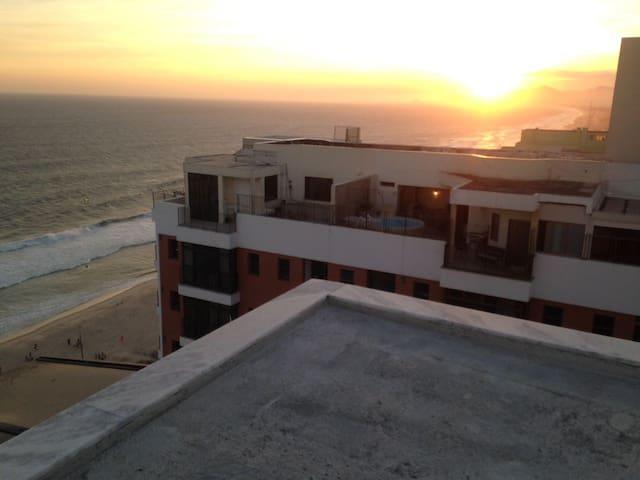 Suite,cobertura na Barra. P7 - Rio de Janeiro - Apartment