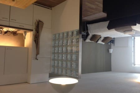 Beau studio 42m au coeur de Lausann
