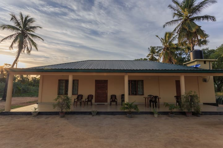 Kumuthini's Home