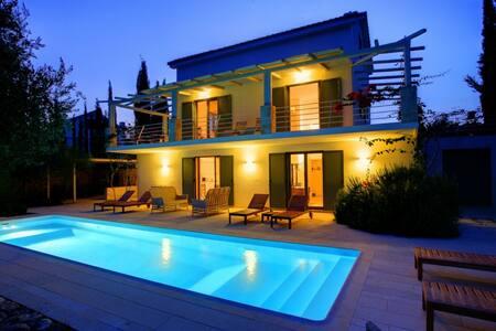 Ideales Resort Villa Telina - Kefalonia
