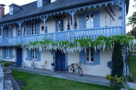 Maison de Faveri, chambres d'hôtes : 1 à 6 personn - Aramits