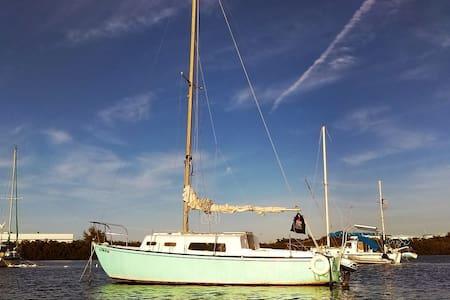 Cozy sailboat for the adventurous - 키웨스트(Key West)