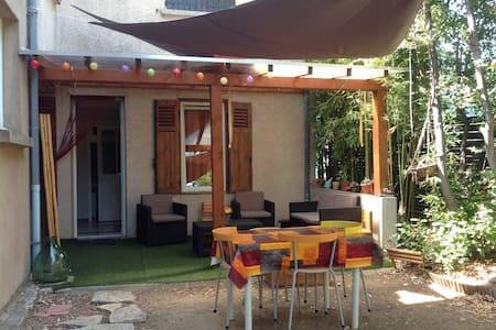 Charmant T2 proche des plages&commerces avec WiFi - La Seyne-sur-Mer - 公寓