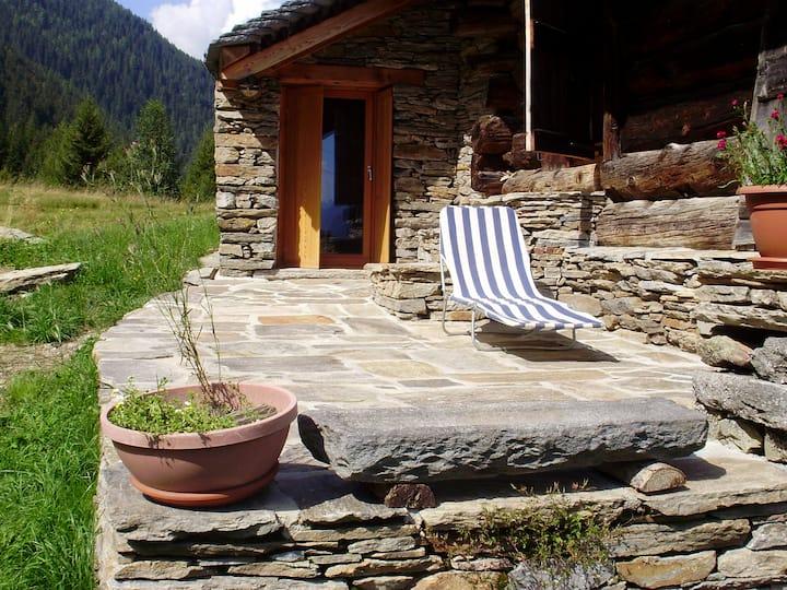 BnB in Valle Calanca, nei Grigioni