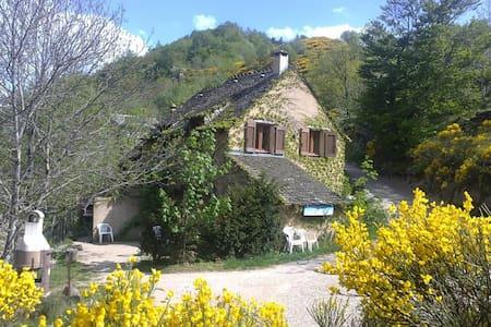Gîtes du Chastel, Mont Lozère - Le Pont-de-Montvert - Hus