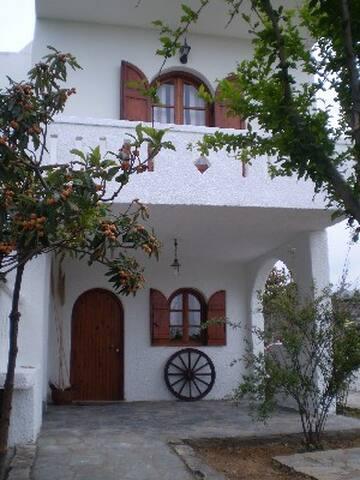 A beautifull villa in rethymno!!!!! - Πηγή - House