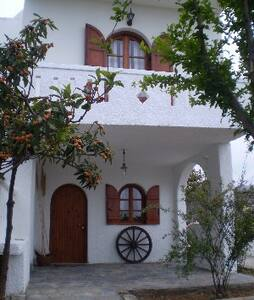 A beautifull villa in rethymno!!!!! - Πηγή - House