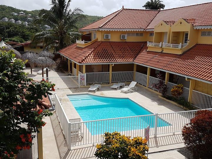 Séjour de rêve en Martinique 6 pers avec piscine