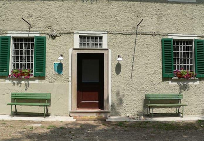 """La camera """"il pioppo"""" - Boffalora Sopra Ticino"""