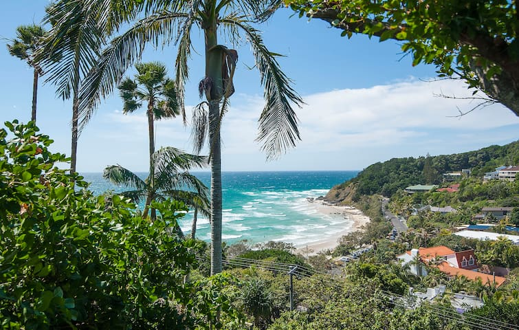 Wategos Beach Studio - longer stays available