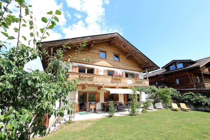 Vintage Chalet in Tyrol near Ski Area