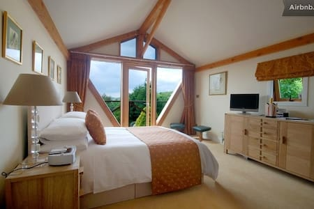 Your highland home... Lodge Suite - Lochinver