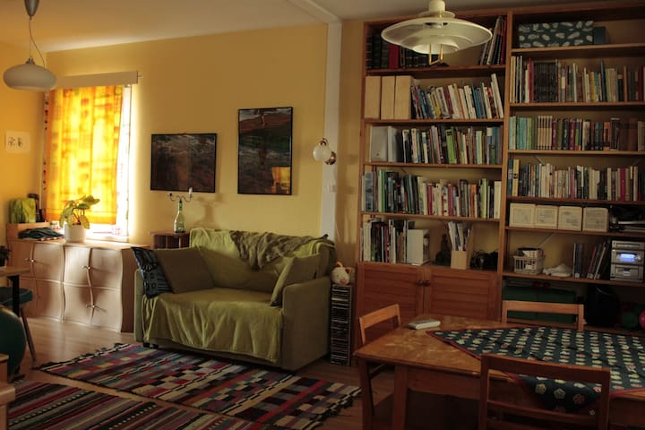 Cozy small 2-rooms home - Järvenpää - Lejlighed