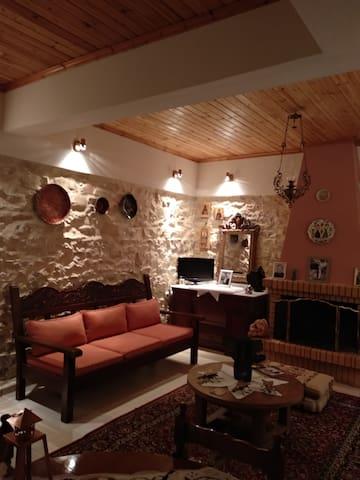 Epirus Traditional house Filothei Artas