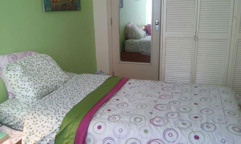 Pequeña y acogedora habitación - Ciudad de México - Huoneisto